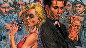 First Image From AMC's Graphic Novel Adaptation Preacher