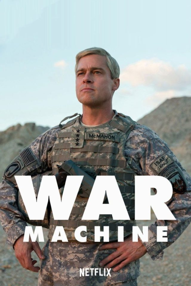Netflix Original Films WAR MACHINE