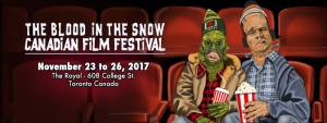 BLOOD IN THE SNOW CANADIAN FILM FESTIVAL LAUNCHES HORROR PODCAST
