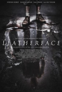 Finally! We Have A Red Band Trailer For LEATHERFACE