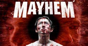 Trailer For MAYHEM Starring The Walking Dead's STEVEN YEUN