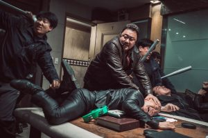 London Korean Film Festival Review: THE OUTLAWS