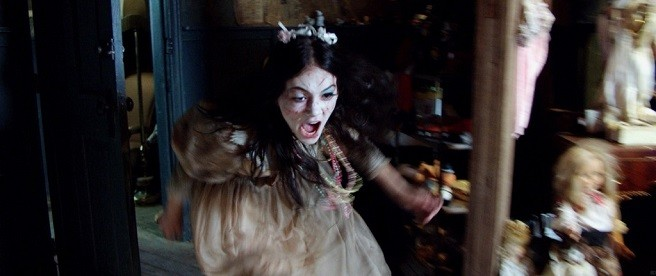 Image result for Incident in a Ghostland film images