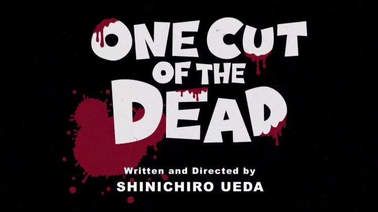 One Cut Of The Dead Fantasia Festival