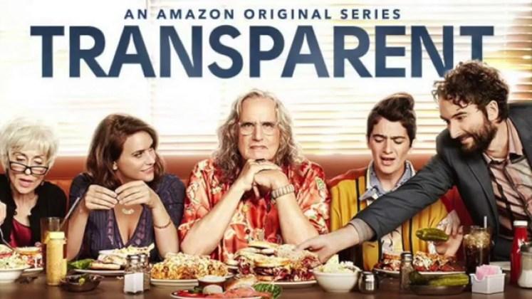 Amazon Prime TRANSPARENT