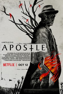 New Netflix horror Apostle Gareth Evans Netflix Poster