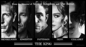 New Netflix THE KING