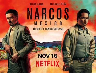 Narcos Mexico Netflix Poster