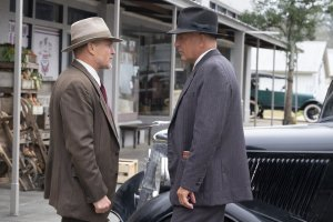 Updated: Trailer For Kevin Costner & Woody Harrelson Netflix Thriller The Highwaymen