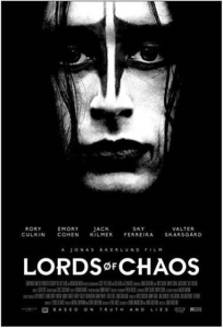 Trailer For Norwegian Black Metal Biopic LORDS OF CHAOS