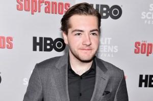 James Gandolfini's Son To Play Young Tony Soprano In Upcoming Movie