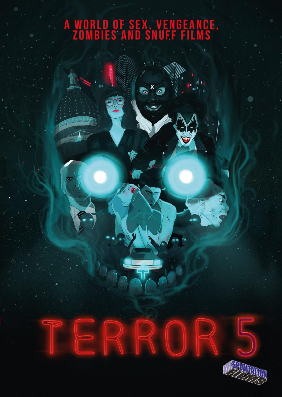 Terror 5 Artsploitation Films