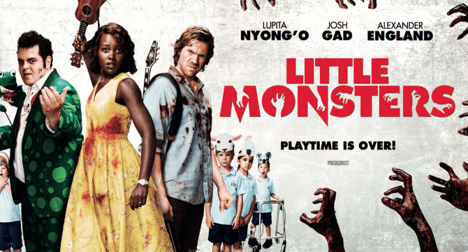 New zombie Movies Little Monsters