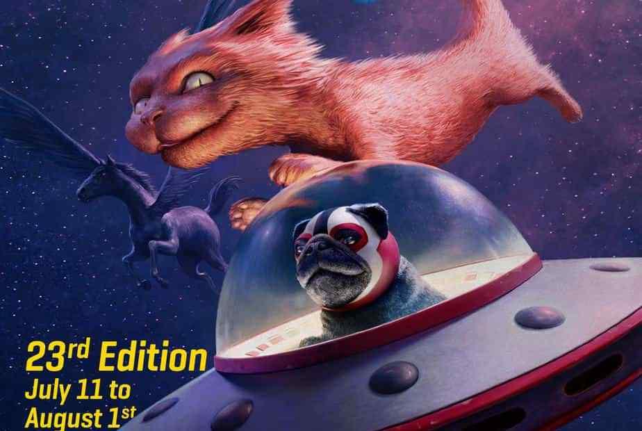 Fantasia Film Festival Poster 2019