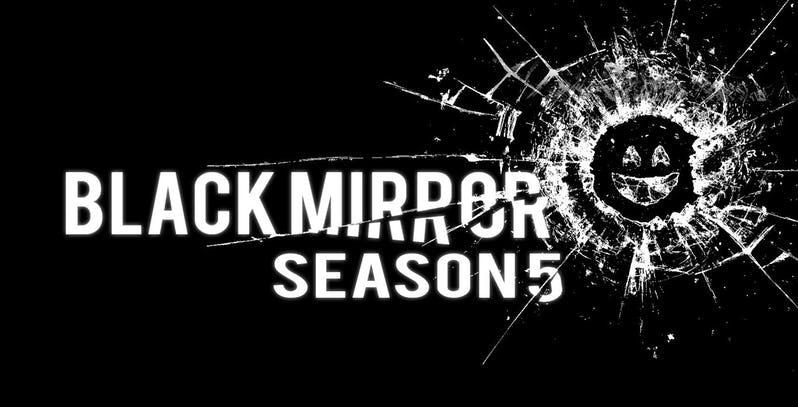 Black Mirror season 5 Netflix