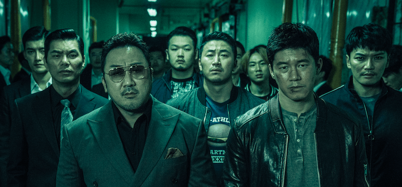 THE GANGSTER, THE COP & THE DEVIL Fantasia 2019