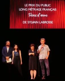 Prix public long metrage francais