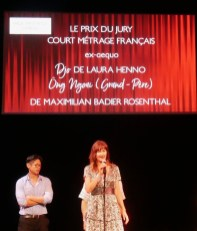 prix jury court metrage francais