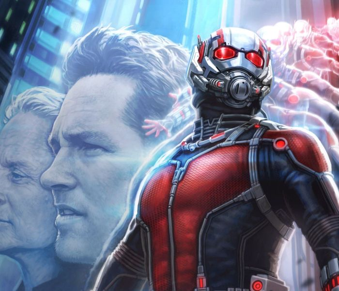 ANT-MAN | Review