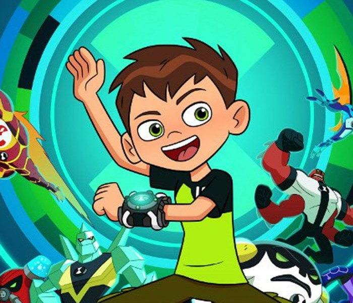 BEN 10 | New Rebooted Series on Cartoon Network