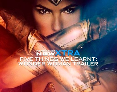 PCX | Wonder Woman Trailer | Five Things We Learnt