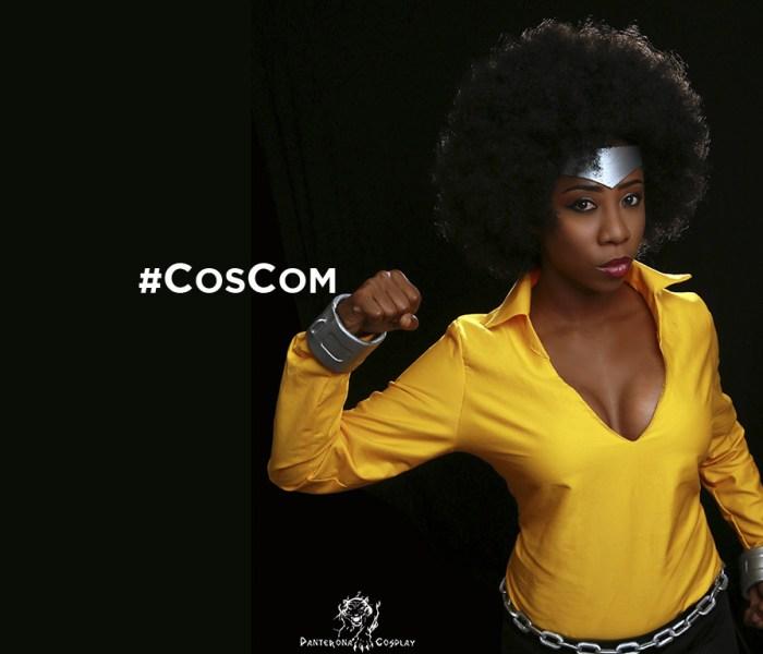 COSCOM | Meet Panterona Cosplay