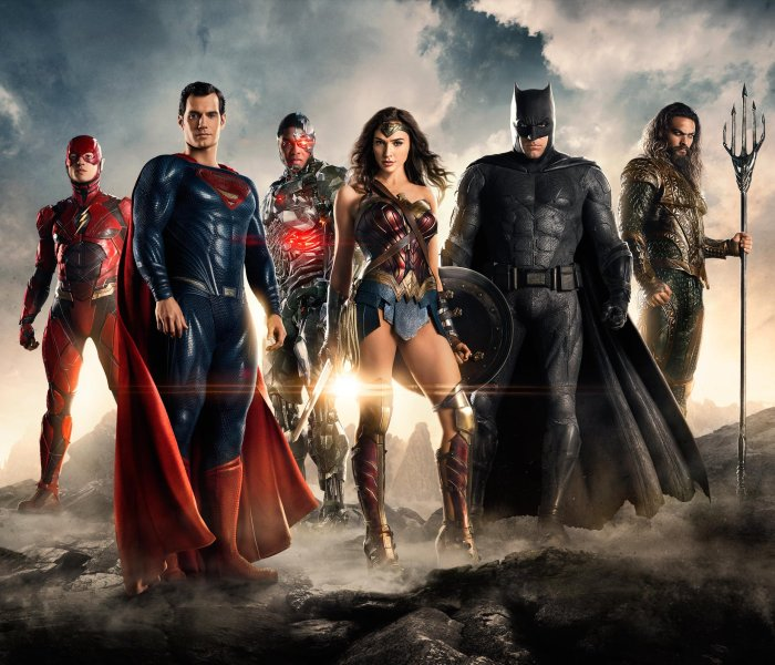 JUSTICE LEAGUE MOVIE | New Trailer!