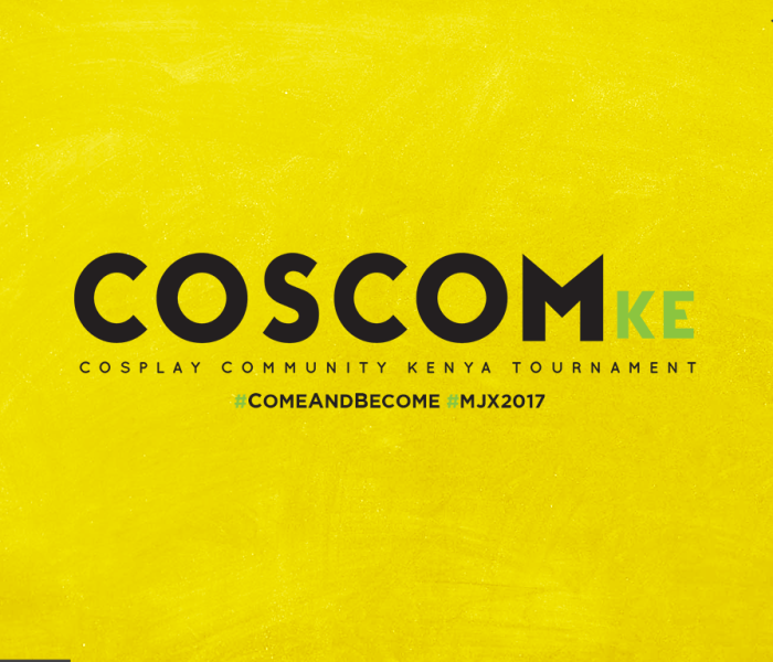 MJX | Cosplay Community Kenya Tournament (CosComKE)