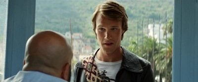 Mamma Mia! Here We Go Again Hugh Skinner