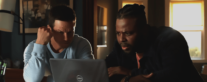 Spenser Confidential Mark Wahlberg Winston Duke