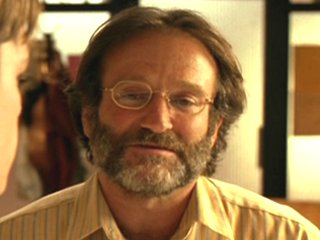 Robin Williams in Good Will Hunting