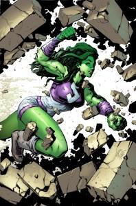 5. She-Hulk