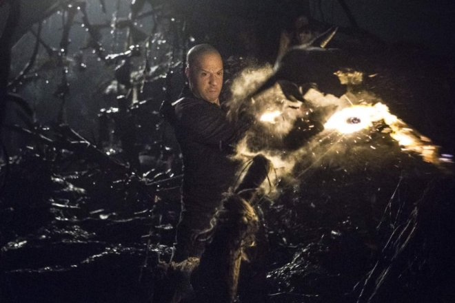 Vin Diesel. Copyright: Lionsgate.