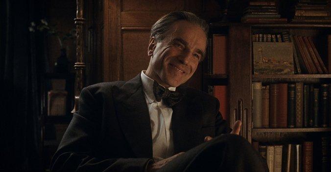 Daniel Day Lewis in Phantom Thread