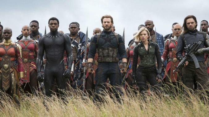 Avengers: Infinity War still