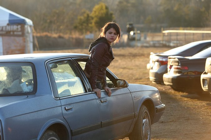 Selena Gomez in The Fundamentals of Caring