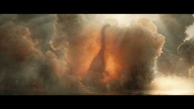 Brachiosaurus in Jurassic World Fallen Kingdom