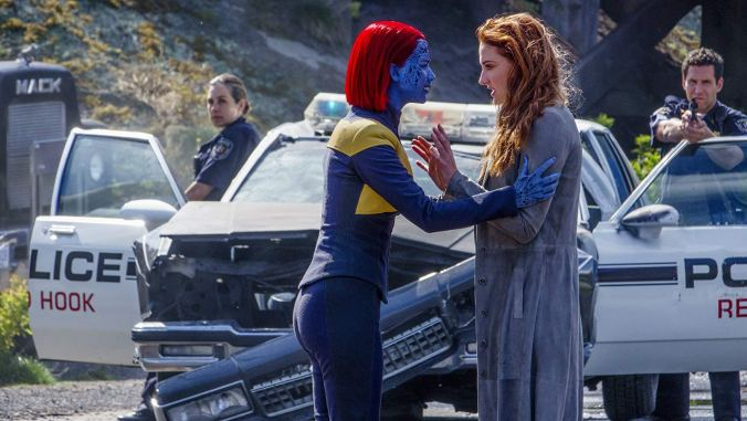 X-Men Dark Phoenix still