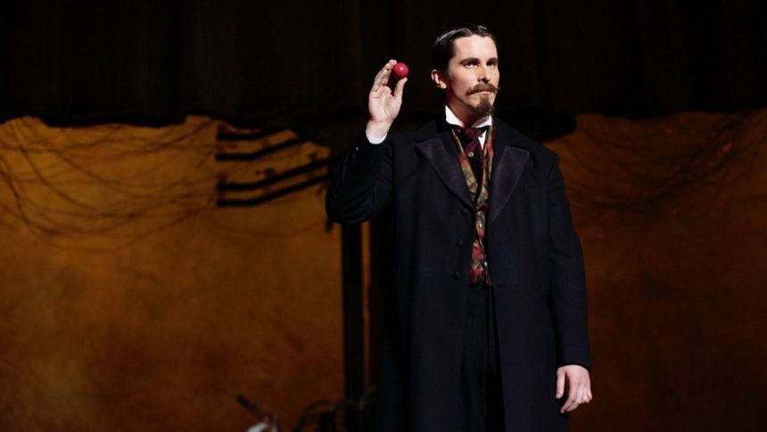 Christian Bale The Prestige