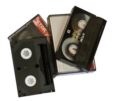 Hi8 and Digital8 video tape conversion to DVD