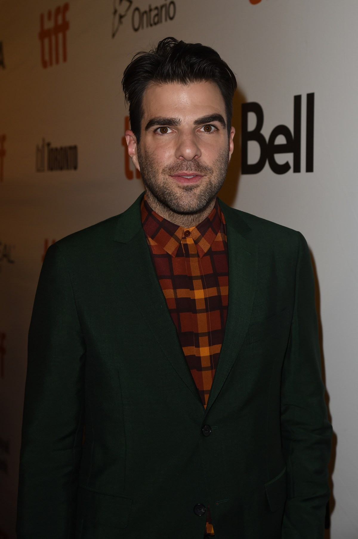 """TORONTO, ON - SEPTEMBER 09:  Actor Zachary Quinto attends the """"Snowden"""" premiere during the 2016 Toronto International Film Festival at Roy Thomson Hall on September 9, 2016 in Toronto, Canada.  (Photo by Kevin Winter/Getty Images)"""