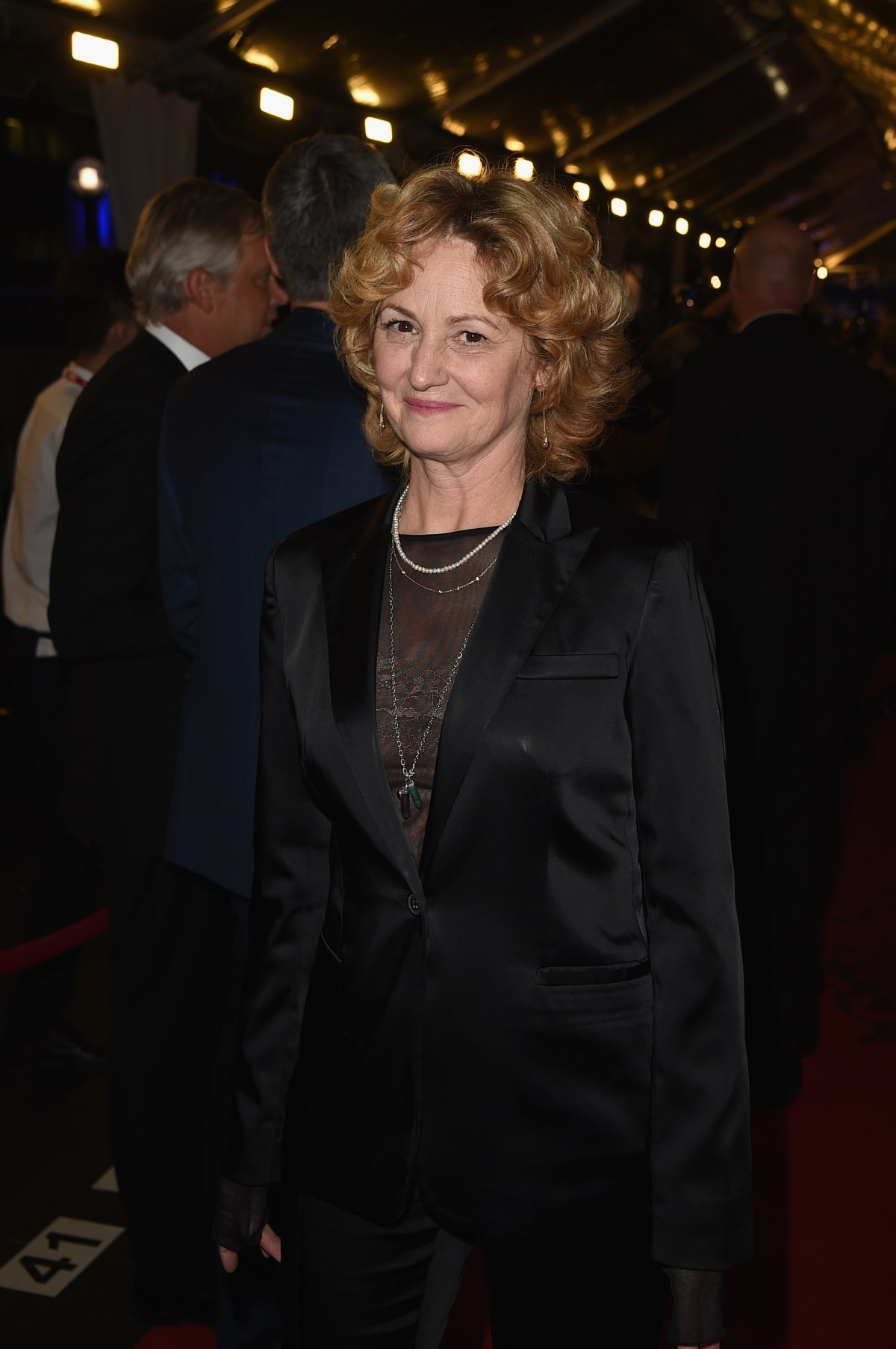 """TORONTO, ON - SEPTEMBER 09:  Actress Melissa Leo attends the """"Snowden"""" premiere during the 2016 Toronto International Film Festival at Roy Thomson Hall on September 9, 2016 in Toronto, Canada.  (Photo by Kevin Winter/Getty Images)"""