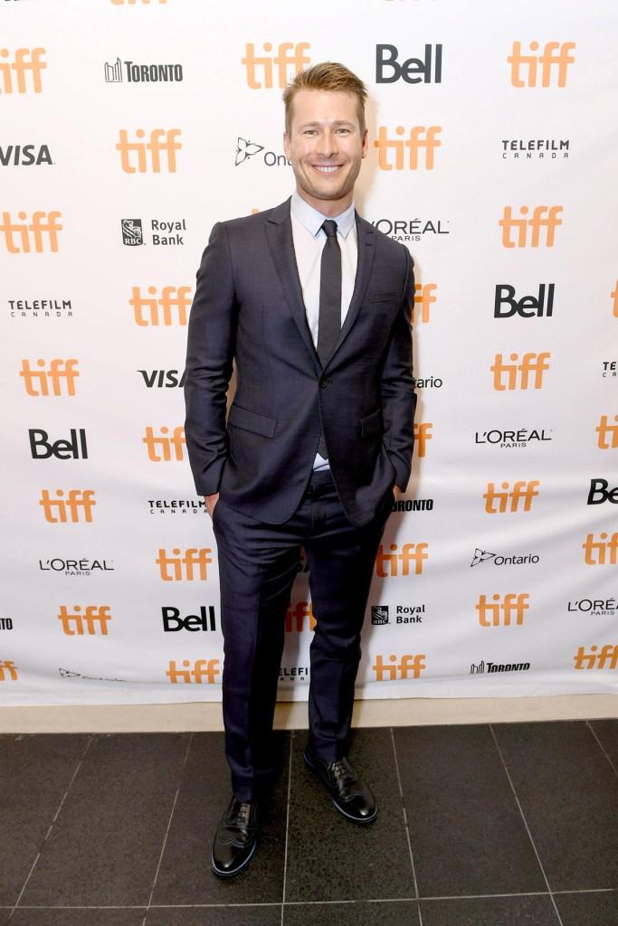 Glen Powell seen at Twentieth Century Fox HIDDEN FIGURES LIVE at the 2016 Toronto International Film Festival on Saturday, Sept. 10, 2016, in Toronto. (Photo by Arthur Mola/Invision for Twentieth Century Fox/AP Images)