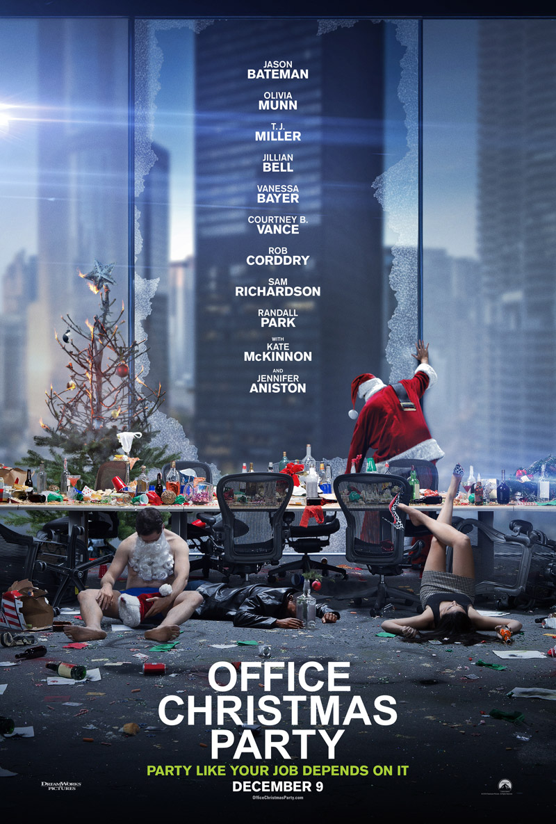 officechristmasposter