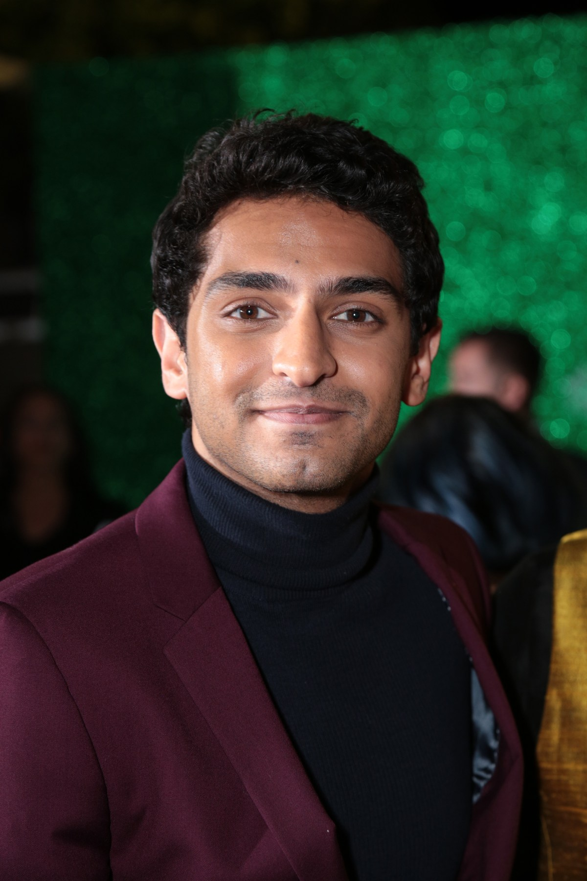 "Karan Soni poses as Paramount Pictures presents the Los Angeles premiere of ""Office Christmas Party"" at the Regency Village Theater in Los Angeles, CA on Wednesday, December 7, 2016  (Photo: Alex J. Berliner / ABImages)"