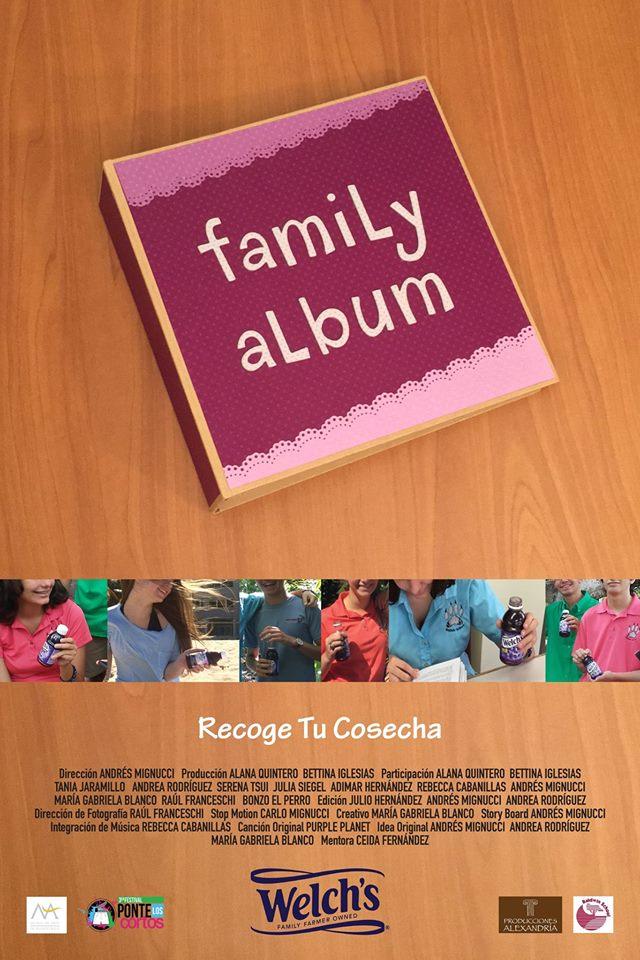 Afiche (Family Album)