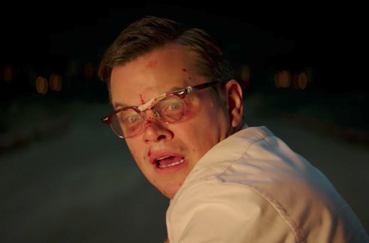 Primer trailer para SUBURBICON con Matt Damon