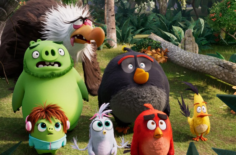 Reseña: The Angry Birds Movie 2