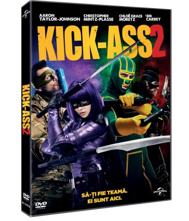 kick ass2 dvd3d