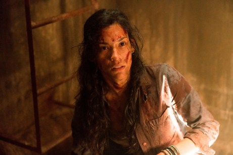 Danay Garcia as Luciana - Fear the Walking Dead _ Season 3, Episode 1 - Photo Credit: Michael Desmond/AMC